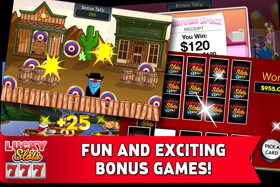 Slot machines free games online