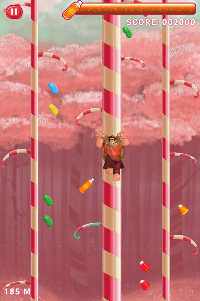 Screenshot Wreck-It Ralph Review