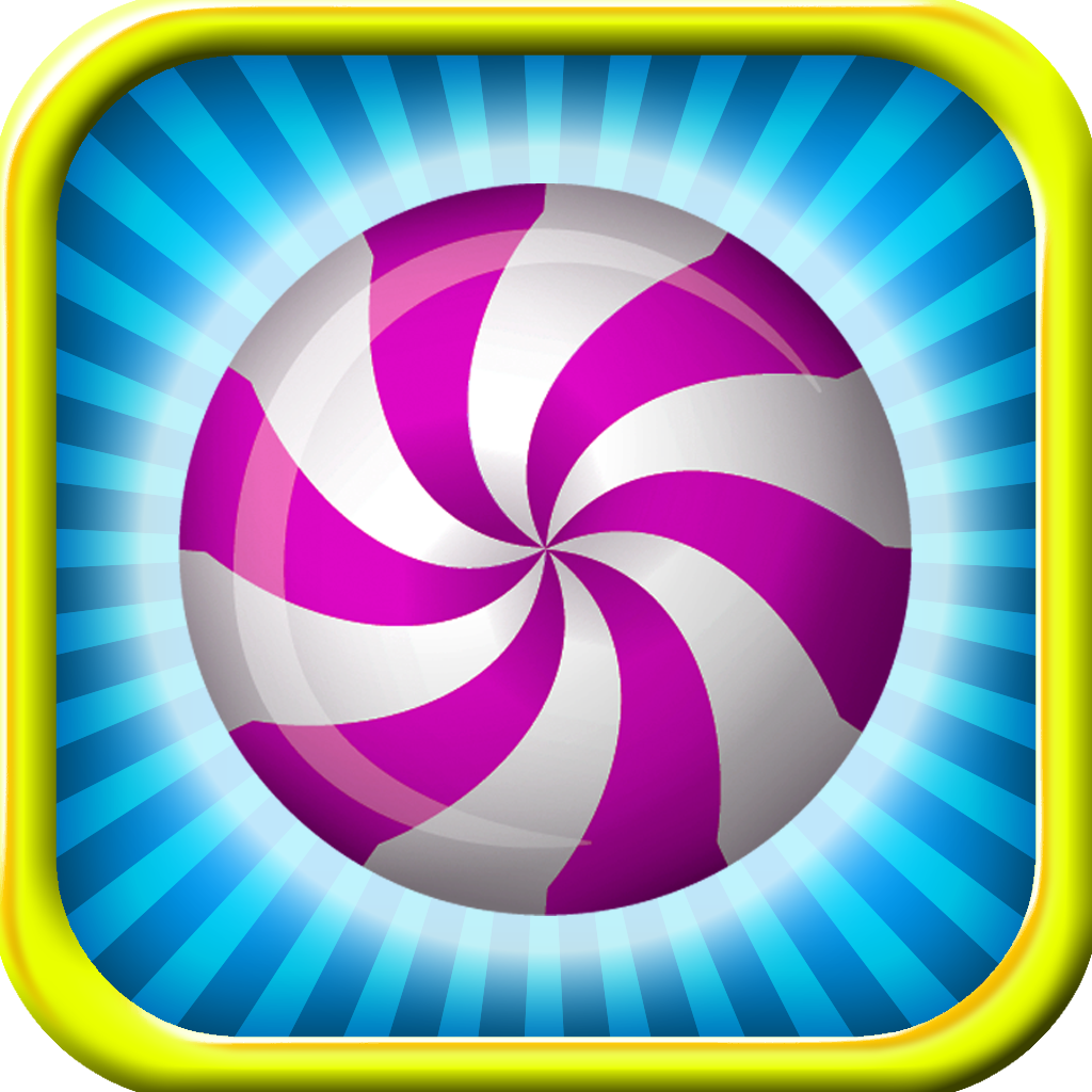 A Candy Roll Run Bouncing Free Game