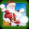 攻撃的な 悪い サンタ クリスマス 決闘 :  クイック 攻撃 速い 描く 雪 ボール 戦闘 pro